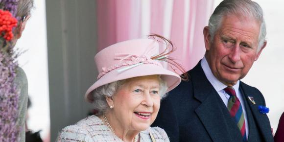 Hoàng gia Anh,Nữ hoàng Anh,Thái tử Charles