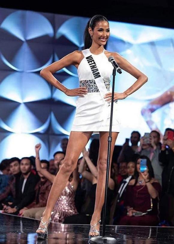 á hậu Hoàng Thuỳ, Miss Universe 2019, sao Việt