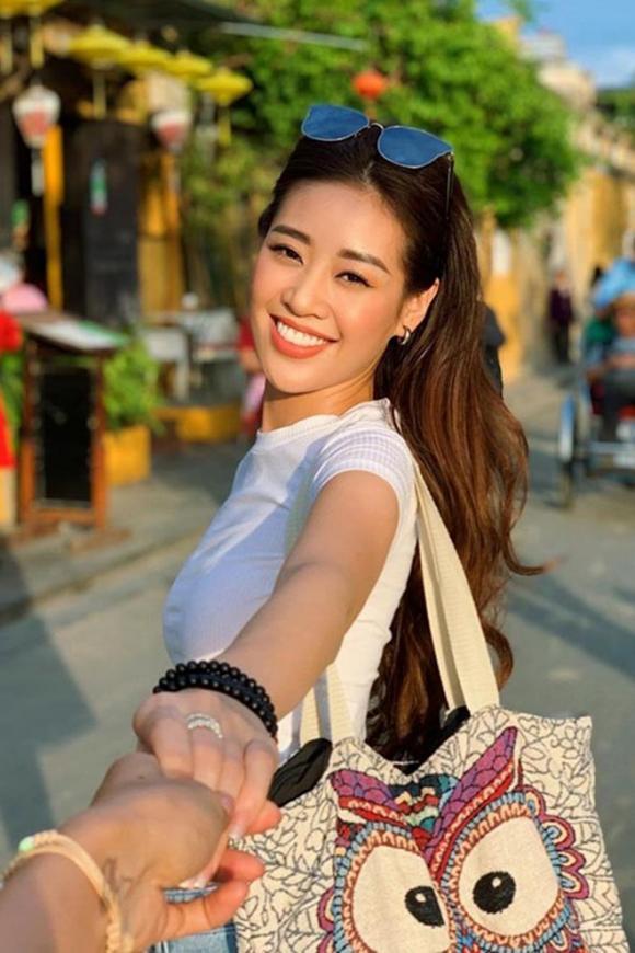 hoa hậu Khánh Vân, Hoa hậu Hoàn vũ Việt Nam 2019, sao Việt