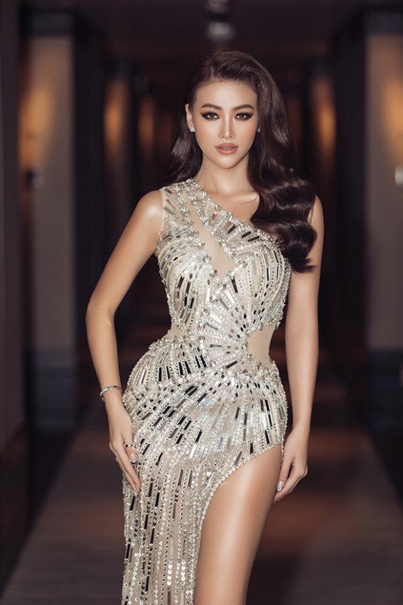 hoa hậu Phương Khánh, Hoa hậu Trái đất 2018, sao Việt