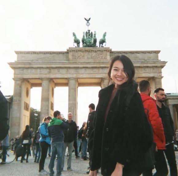 Mc nguyễn cao kỳ duyên, con gái mc kỳ duyên, sao Việt