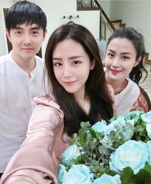 em gái Ông Cao Thắng, Trịnh Thăng Bình, sao việt