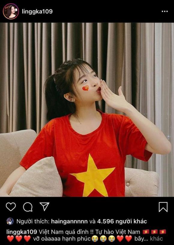hot girl, Văn Hậu, bạn gái Văn Hậu