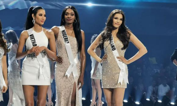 Hoàng Thuỳ, người mẫu Hoàng Thuỳ, sao Việt, Miss Universe 2019