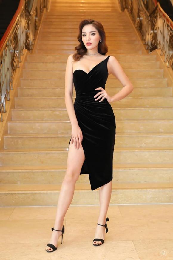 Hoa hậu Kỳ Duyên, Minh Triệu, sao việt