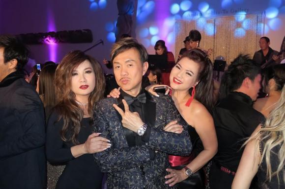 Việt Hương, Chí Tài, danh ca Khánh Hà, Tô Chấn Phong