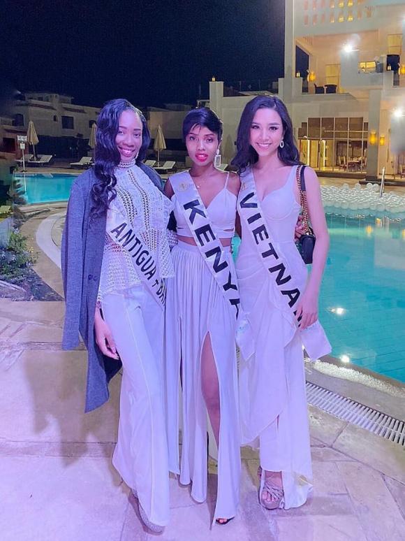 Á hậu Thuý An, Hoa hậu Liên lục địa, Miss Intercontinental 2019