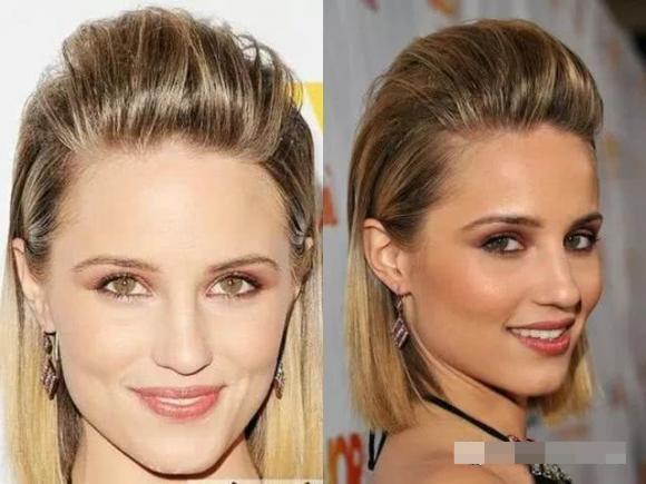 tóc ngắn, tóc thẳng, tóc thẳng ngang vai,