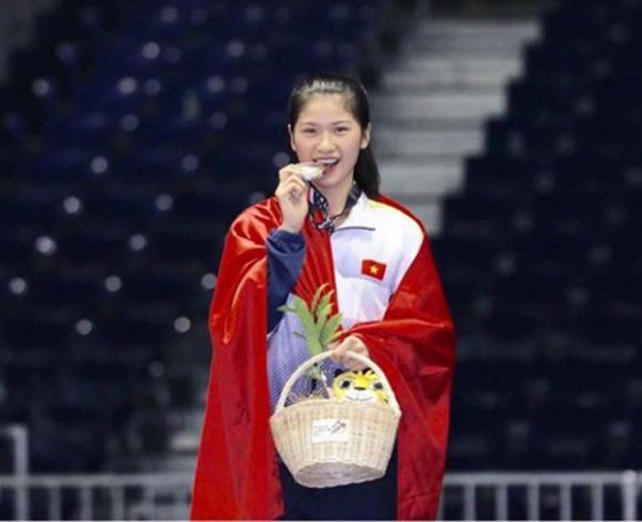 SEA Games 30, Hoàng Thị Loan, Châu Tuyết Vân, Trang Cẩm Lành, Lê Minh Hằng