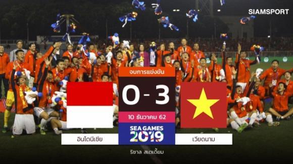 HLV Park Hang-seo, U22 Việt Nam, HCV SEA Games, Indonesia