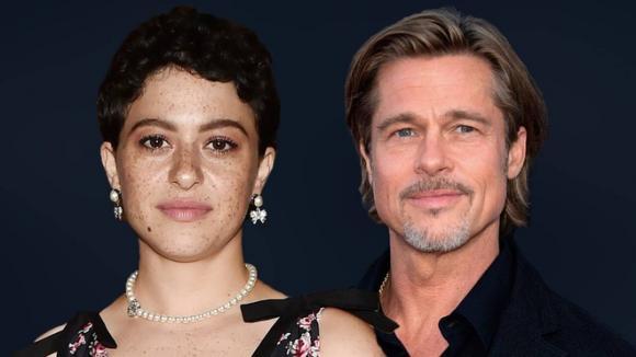 Brad Pitt,Angelina Jolie,người tình Brad Pitt,sao Hollywood
