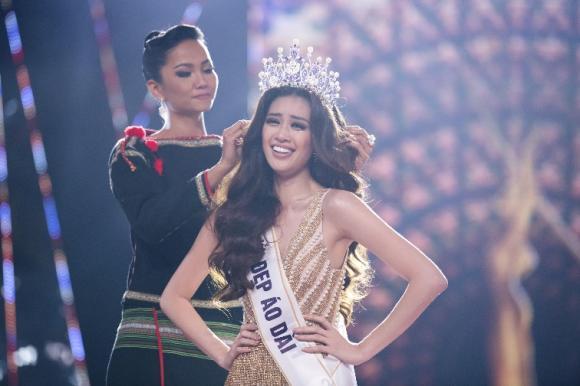 Hoa hậu Khánh Vân, vương miện Brave Heart, vương miện Hoa hậu Hoàn vũ, Long Beach Pearl