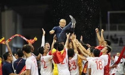 U22 Việt Nam, SEA Games 30, HLV Park Hang Seo, Đoàn Văn Hậu, Quang Hải
