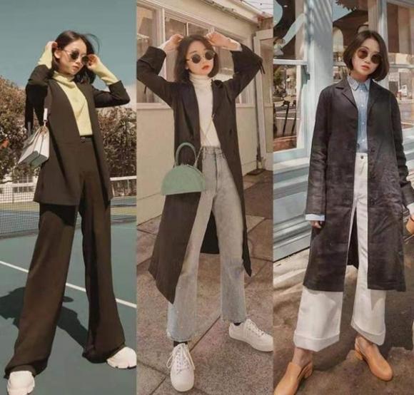 trang phục ngày đông, cách mix quần áo mùa đông, thời trang đông 2019