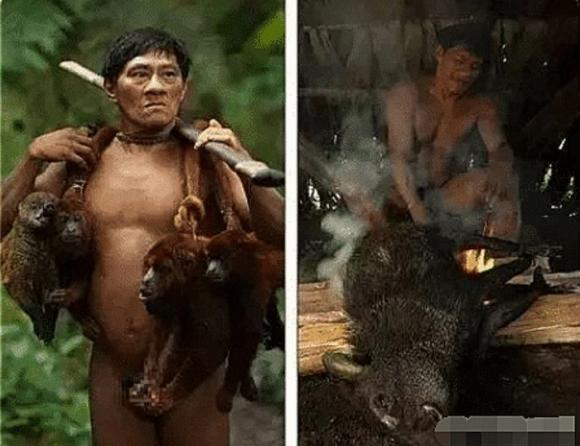người nguyên thủy, bộ lạc nguyên thủy, người cổ đại