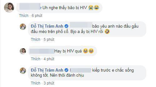 Trâm Anh, hot girl Trâm Anh, scandal Trâm Anh