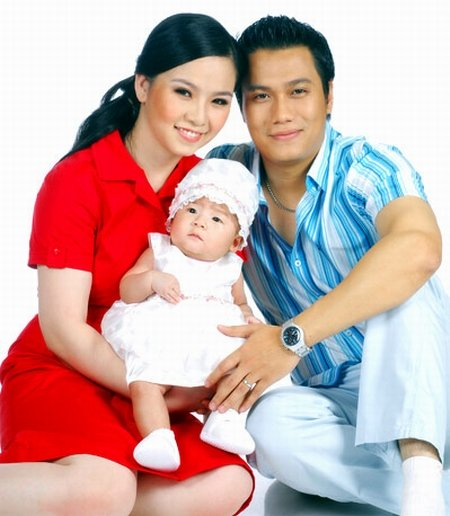 con sao, con gái Việt Anh, sao Việt, diễn viên Việt Anh