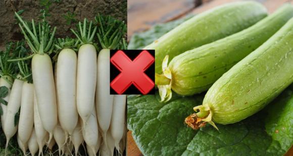 Củ cải trắng rất tốt, nhưng ăn theo cách này không khác gì 'rước độc'