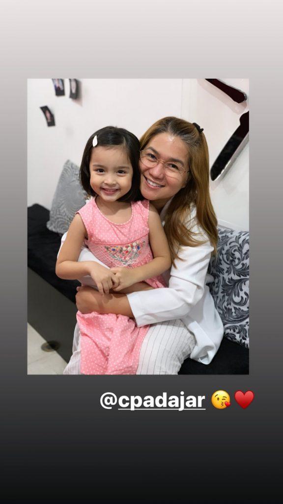 marian rivera, mỹ nhân đẹp nhất philippines, con gái marian rivera, bản sao nhí