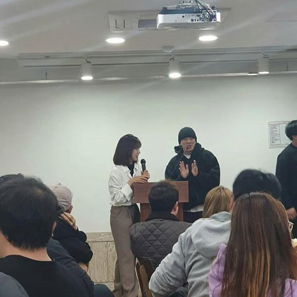 park shin hye, yoo ah in, phim alone, phim hàn