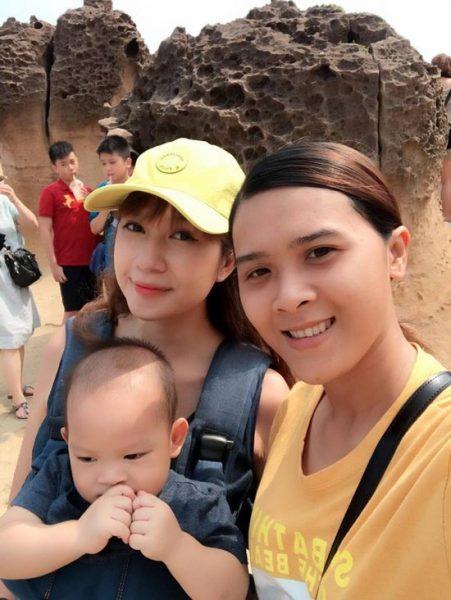 diễn viên Thanh Thuý, vợ Đan Trường, sao Việt