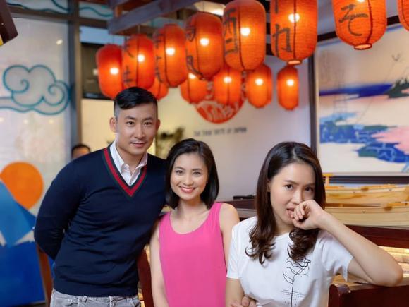 Diệu Hương, Hồng Diễm, sao Việt, Hoa hồng trên ngực trái