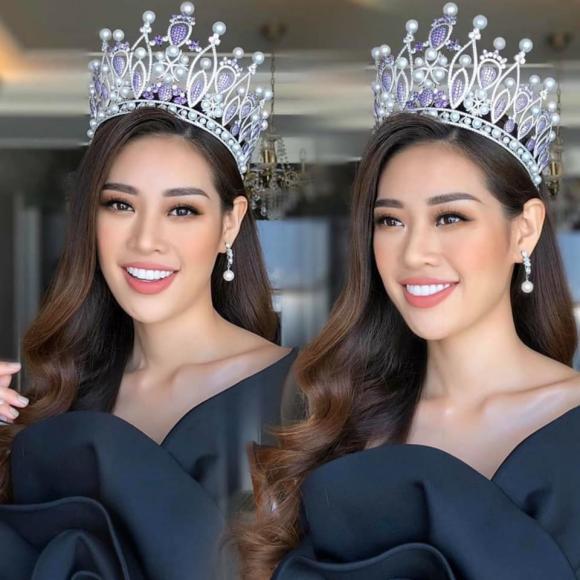 Hoa hậu Khánh Vân, Hoa hậu Hoàn vũ 2019, sao việt