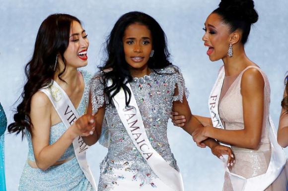 hoa hậu Lương Thuỳ Linh, Miss World 2019, sao Việt