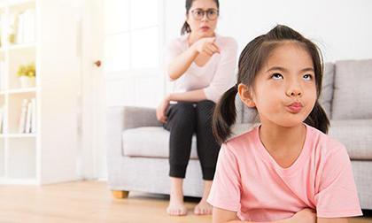 kỹ năng sống, tính cách cha mẹ ảnh hưởng con, người mẹ