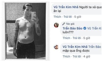 BB Trần, giảm cân, BB Trần giảm cân