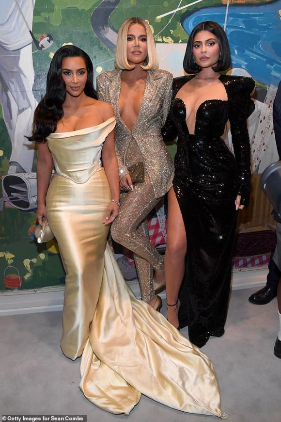 Kim Kardashian,Kanye West,Kylie Jenner,sao Hollywood