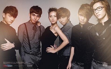Ngô Thanh Vân, Tronie Ngô, Jun Phạm, Will, Isaac, sao Việt