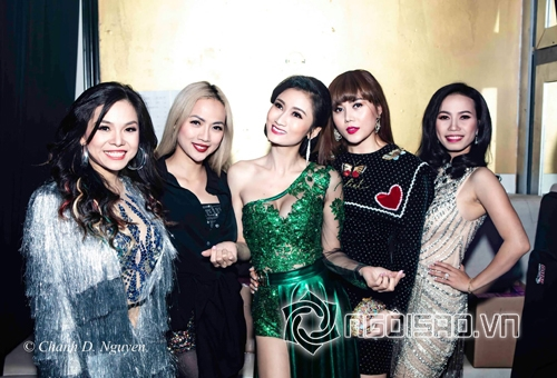 Ngọc Lan, Liveshow Ngọc Lan, sao việt, Á hậu Ngọc Lan