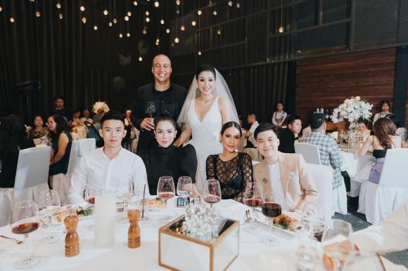 Đinh Phương Ánh, đám cưới Đinh Phương Ánh, sao Việt