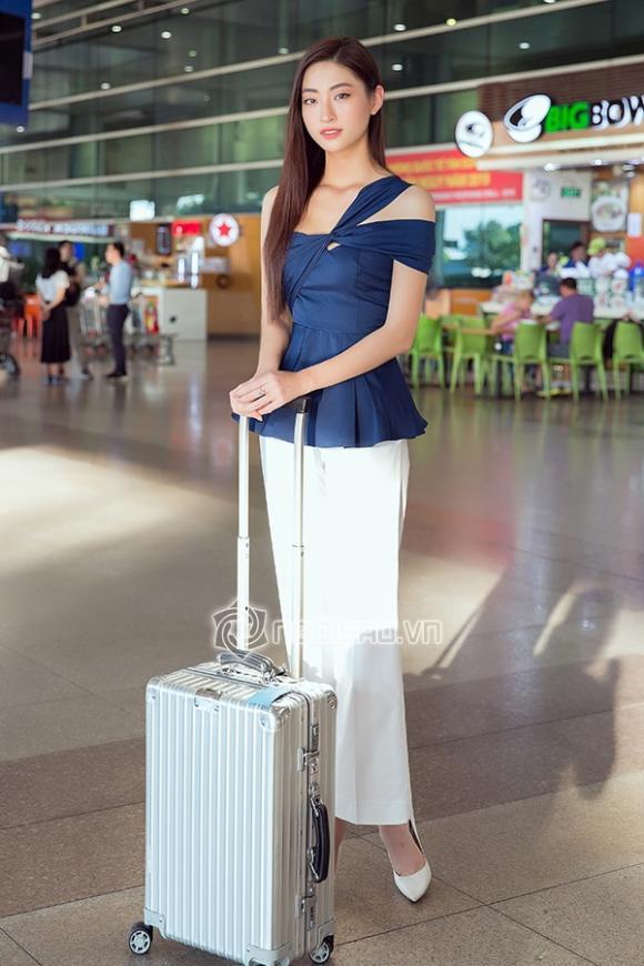 hoa hậu Lương Thuỳ Linh, Miss World Việt Nam 2019, Ho hậu Thế giới Việt Nam 2019, á hậu Kiều Loan, á hậu Tường San, sao Việt
