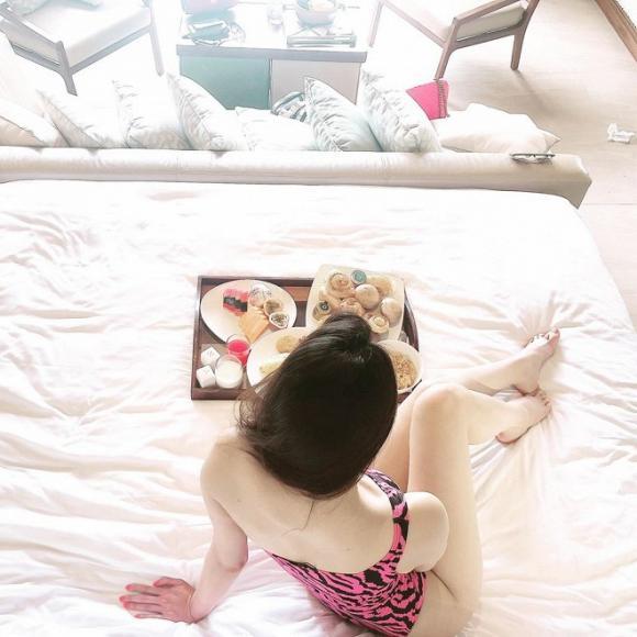 Trang Nhung, Khánh My, sao Việt