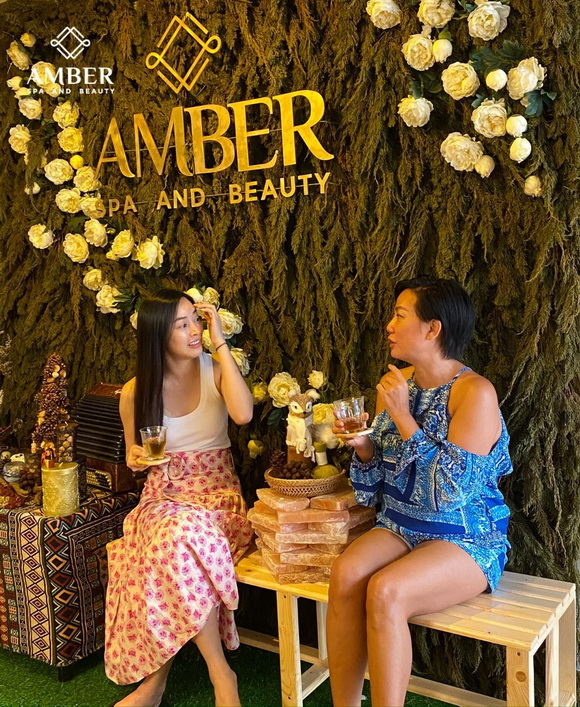 Whitening amber, Amber Spa & Beauty