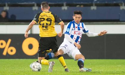 Đoàn Văn Hậu, Clip hot, Clip ngôi sao, SC Heerenveen