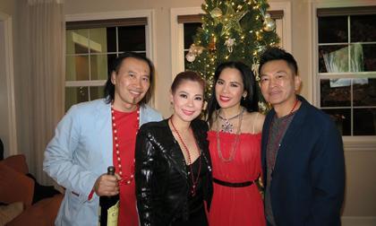 ca sĩ Thanh Thảo, người mẫu Lục Triều Vỹ, sao Việt