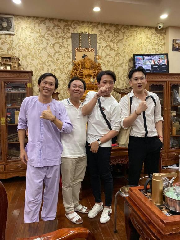 Danh hài Hoài Linh,Trấn Thành, nghệ sĩ Thoại Mỹ, nghệ sĩ Thanh Ngân, ca sĩ Dương Triệu Vũ, sao Việt, sinh nhật