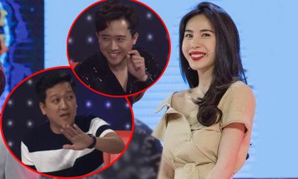 nữ ca sĩ hari won, MC Trấn Thành, sao việt