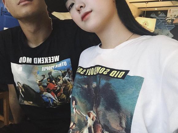 Hà Đức Chinh, bạn gái Hà Đức Chinh, hot girl