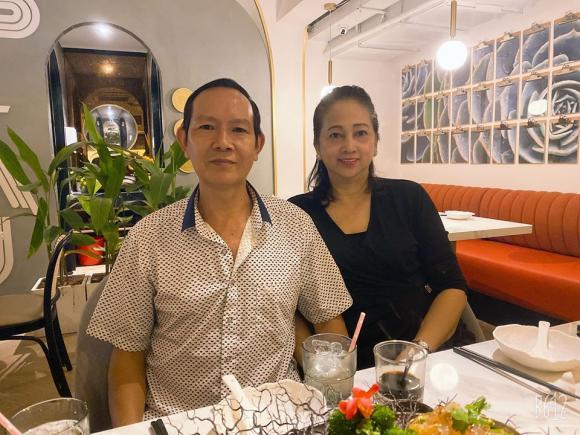 Vợ chồng Lam Trường hội ngộ cháu gái Tiêu Châu Như Quỳnh