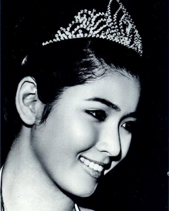 Hoa hậu Hoàn vũ 72 tuổi, Hoa hậu Hoàn vũ Thái Lan, hoa hậu