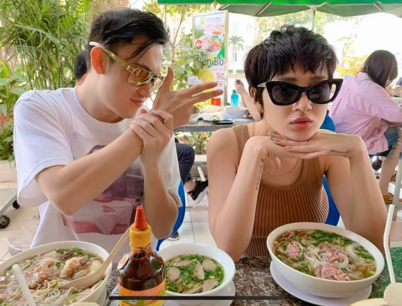 Bảo Anh, Dương Triệu Vũ, sao Việt