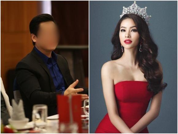 hoa hậu Phạm Hương, sao Việt, bạn trai đại gia, chồng đại gia