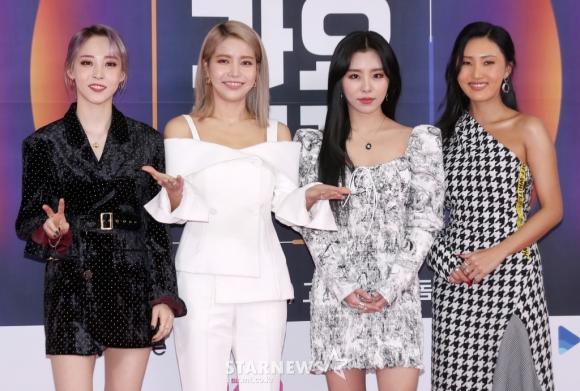 SBS Gayo Daejun 2019, thảm đỏ SBS Gayo Daejun 2019, sao hàn