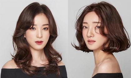 tóc ngắn, xu hướng tóc 2020
