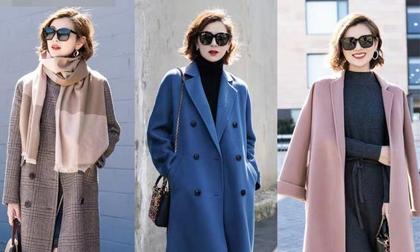 phụ nữ tuổi 40, phụ nữ trên 40 tuổi mặc màu nào hợp, thời trang cho phụ nữ trên 40