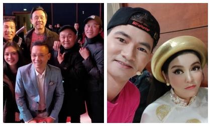 diễn viên Hứa Minh Đạt, diễn viên Lâm Vỹ Dạ, danh hài Hoài Linh, sao Việt